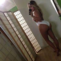 La reina del selfie se quedó con la categoría Mejor selfie de trasero Foto:Instagram