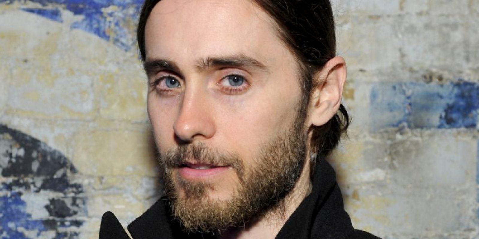 Este lo interpretará Jared Leto. Foto:Getty Images