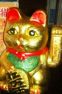 Conocido en varios países de América Latina como gato de la suerte. Verás cómo te ayuda a mejorar tus ingresos. Foto:Mercadolibre