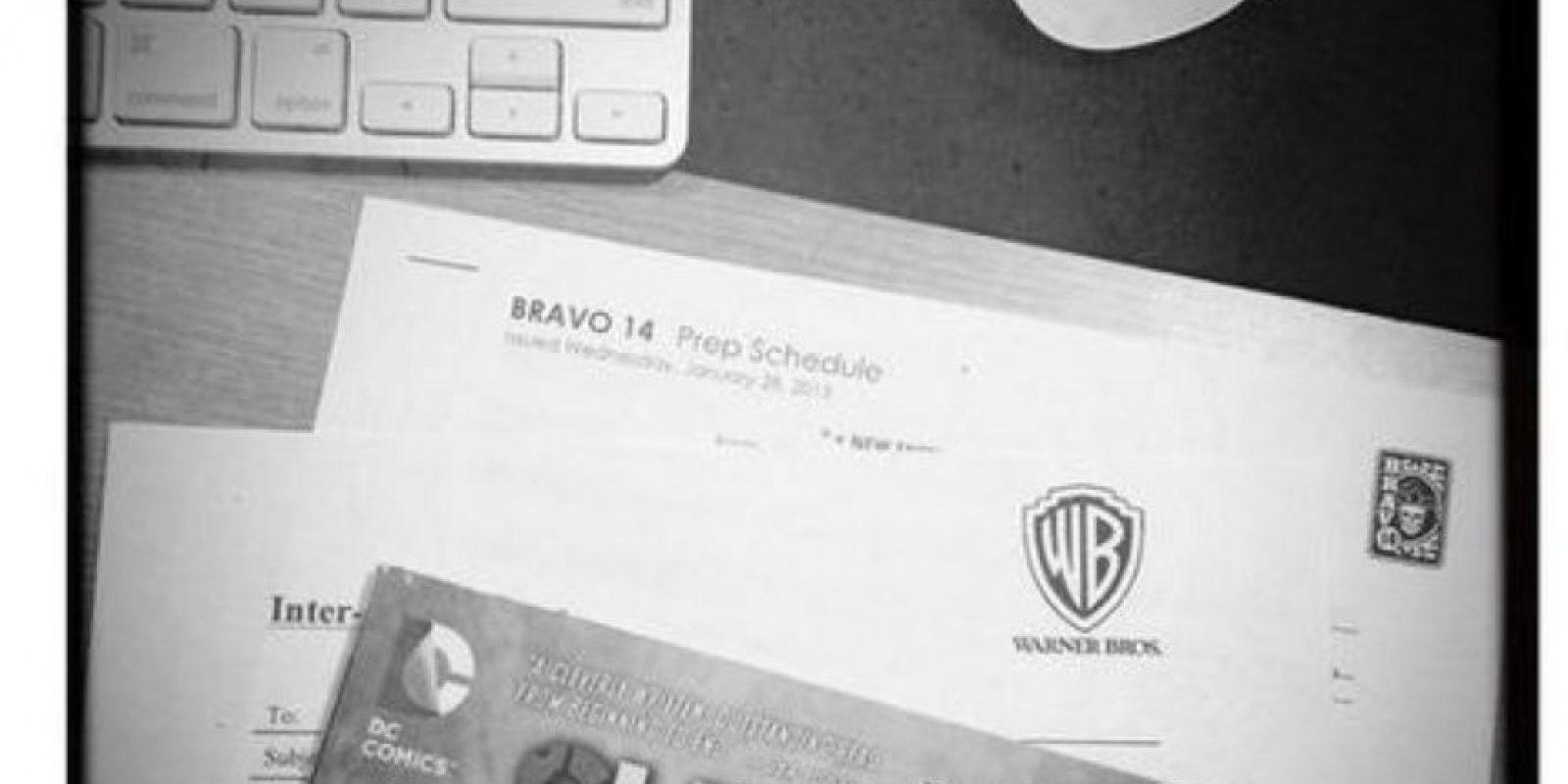 Su director reveló las partes del cómic que tomaría. Foto:Twitter