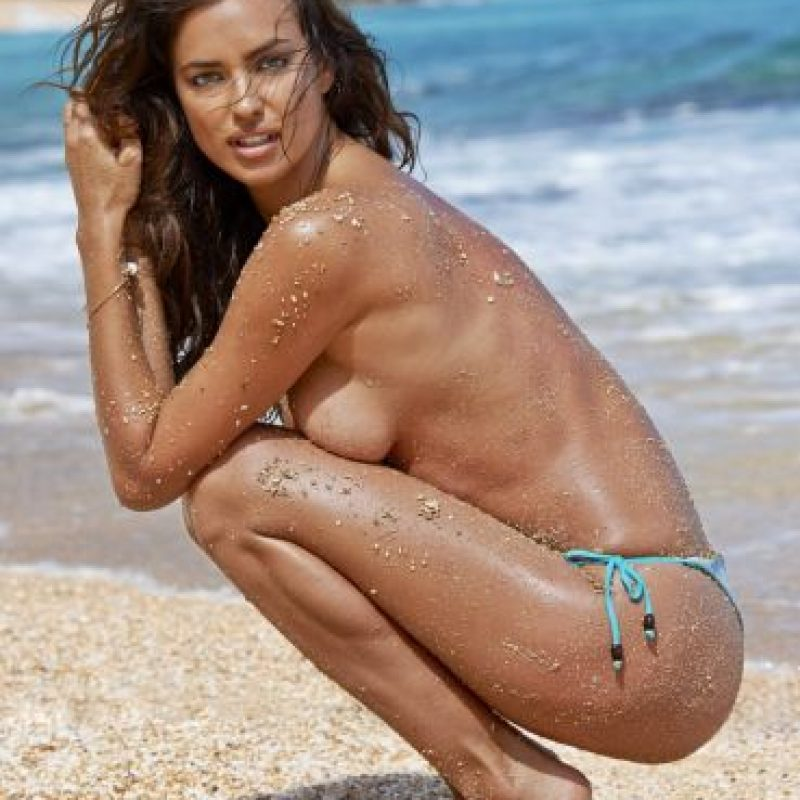Lo mismo que la rusa Irina Shayk Foto: Sports Illustrated