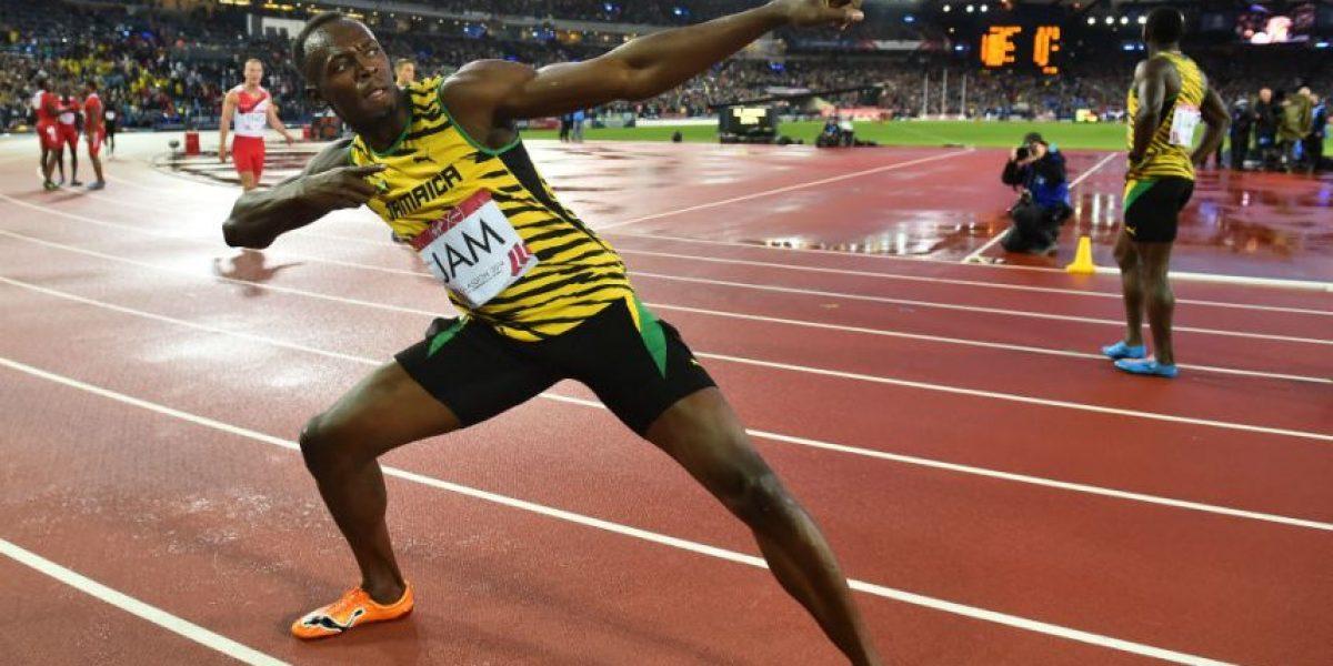 El hombre más veloz del mundo se detendrá en 2017