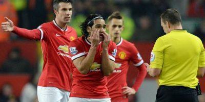 La jornada en Inglaterra vio los triunfos del Chelsea y el United, entre otros. Foto:AFP