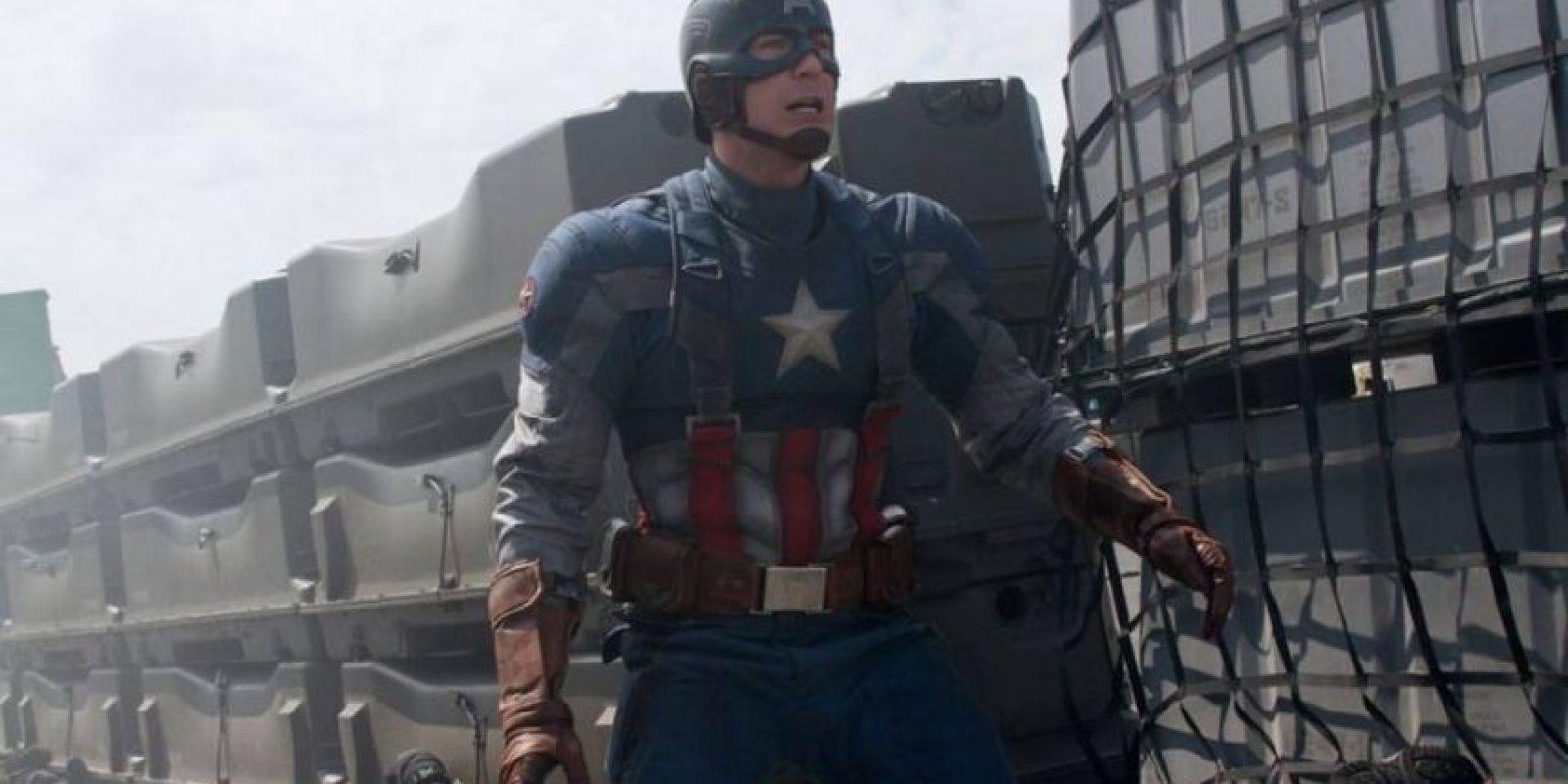 Foto:Facebook/Captain America