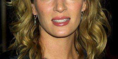 Maquillista de Uma Thurman explica qué le pasó al rostro de la actriz