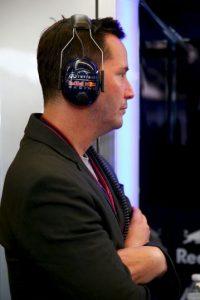Reeves durante las clasificaciones del GP de Estados Unidos 2014 Foto:Getty Images