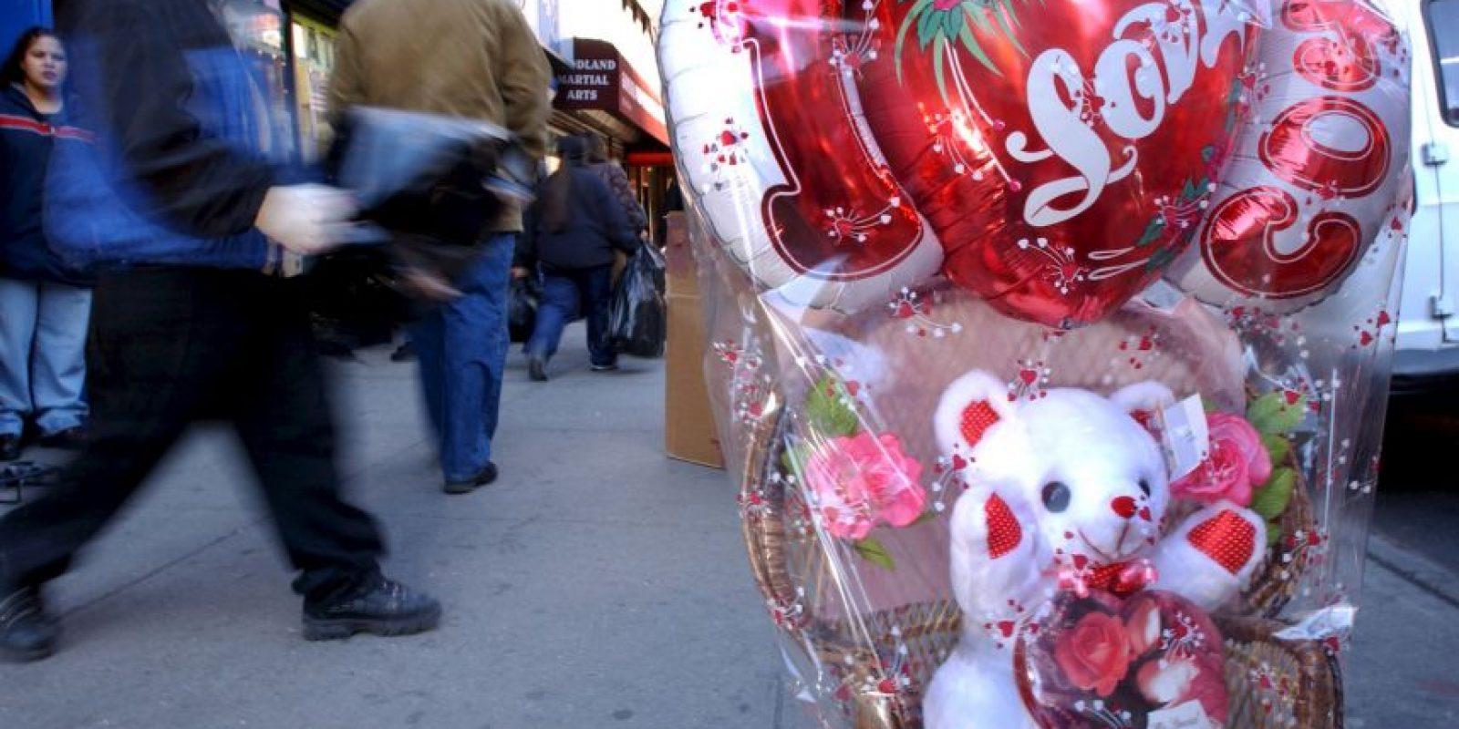 1. ¿Quién fue San Valentín? Foto:Getty Images