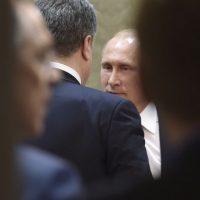 Los expertos dicen que todo depende Vladimir Putin. Foto:AP