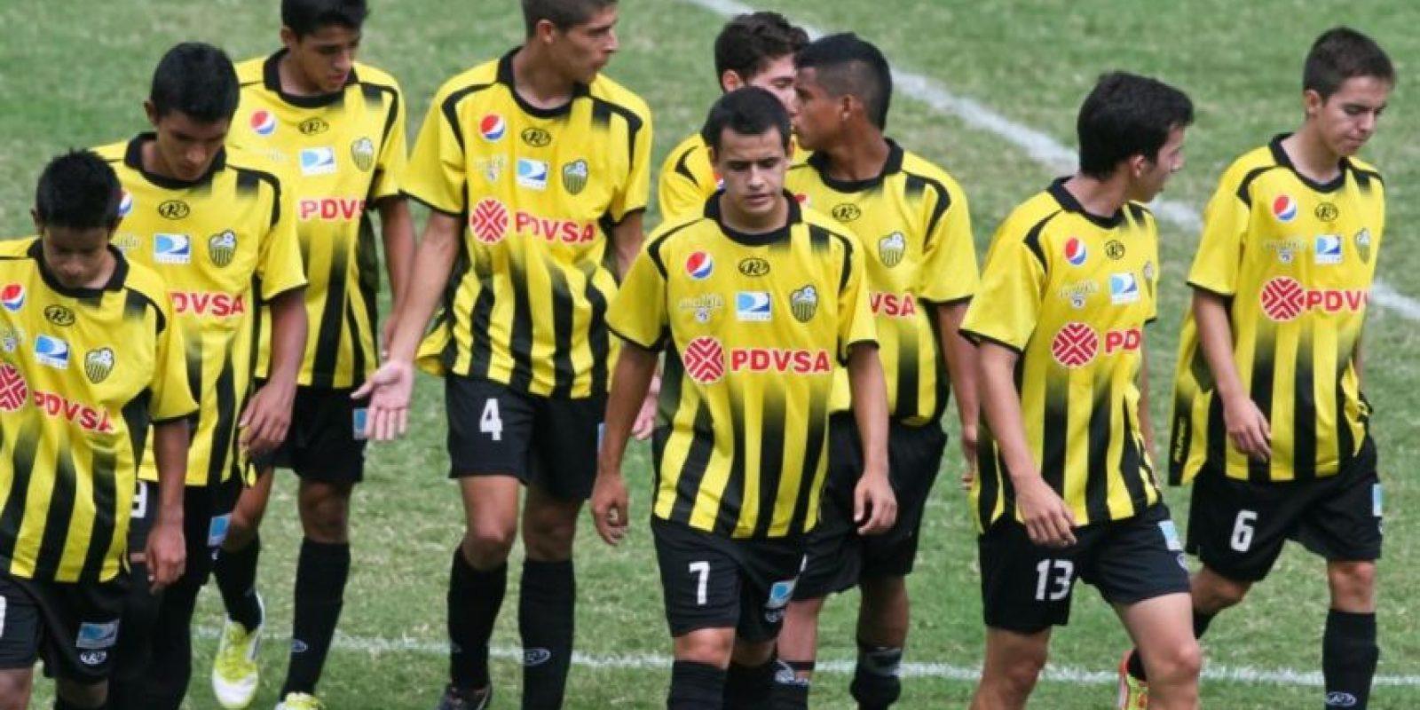 Ningún equipo venezolano había logrado esa hazaña desde que se instauró la primera fase en 2005 Foto:Twitter: @lexis_ivan