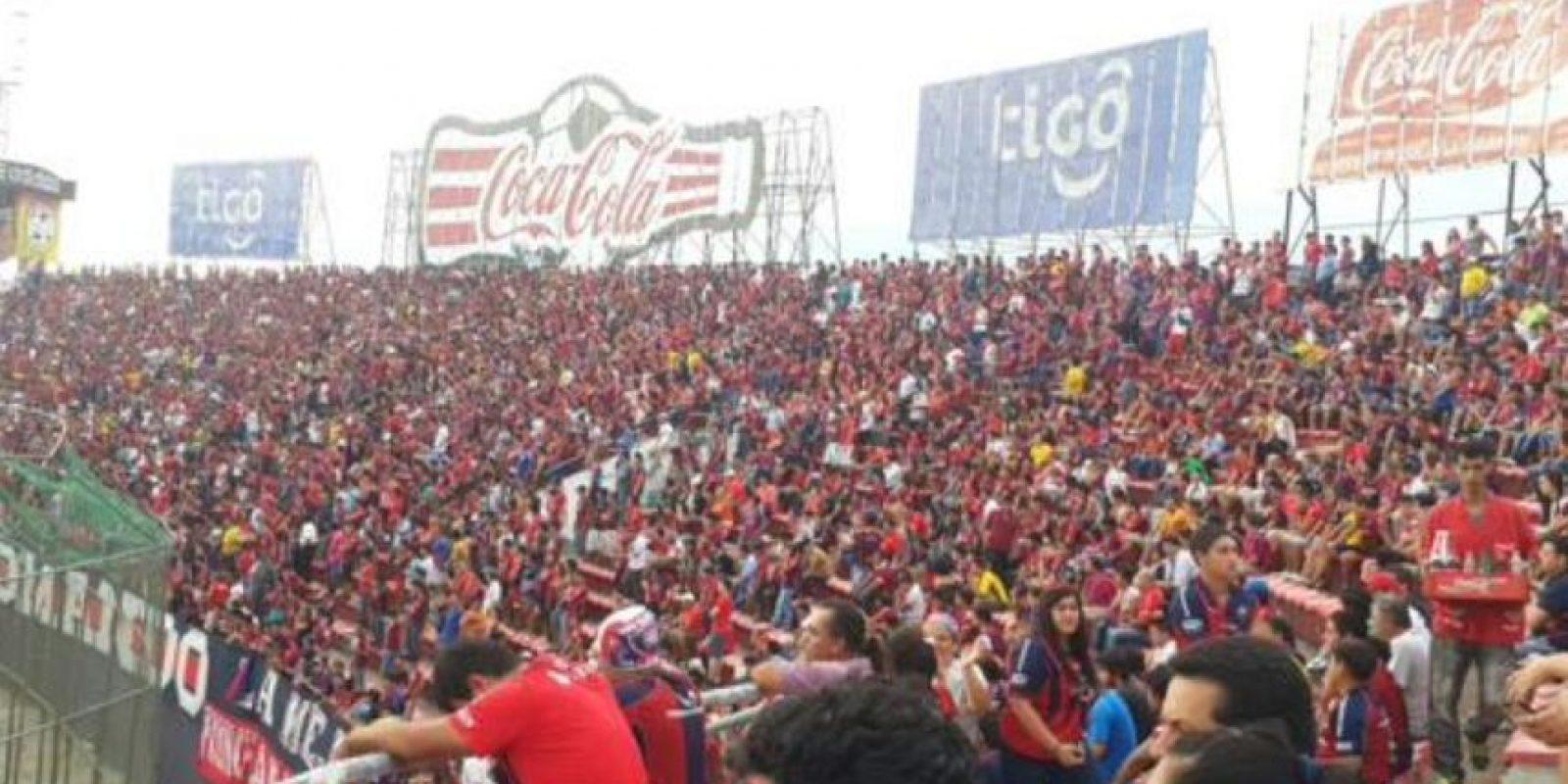 Eliminó al Cerro Porteño en su estadio, el Defensores del Chaco Foto:Twitter: @lexis_ivan