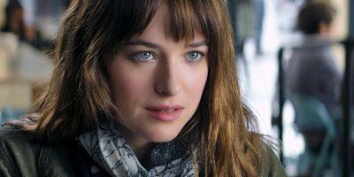 En 6 ocasiones se puede ver el trasero de Dakota Foto:Facebook/Fifty Shades of Grey
