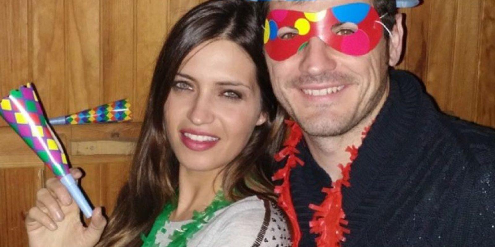 El portero celebró el cumpleaños de Sara Carbonero Foto:Instagram: @ikercasillasoficial