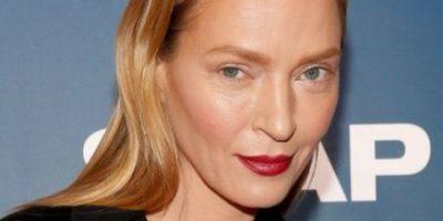 "Uma Thurman: ""A nadie le ha gustado mi maquillaje"""