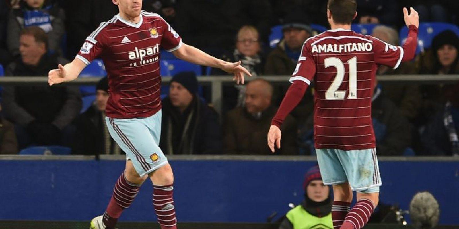 El galés tiene 31 años y juega para el West Ham Foto:Getty Images