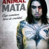 El músico Dave Navarro Foto:PETA.org