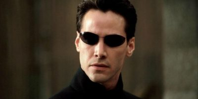 """""""Thomas Anderson/ Neo"""" en """"The Matrix"""" (1999) Foto:Warner Bros."""