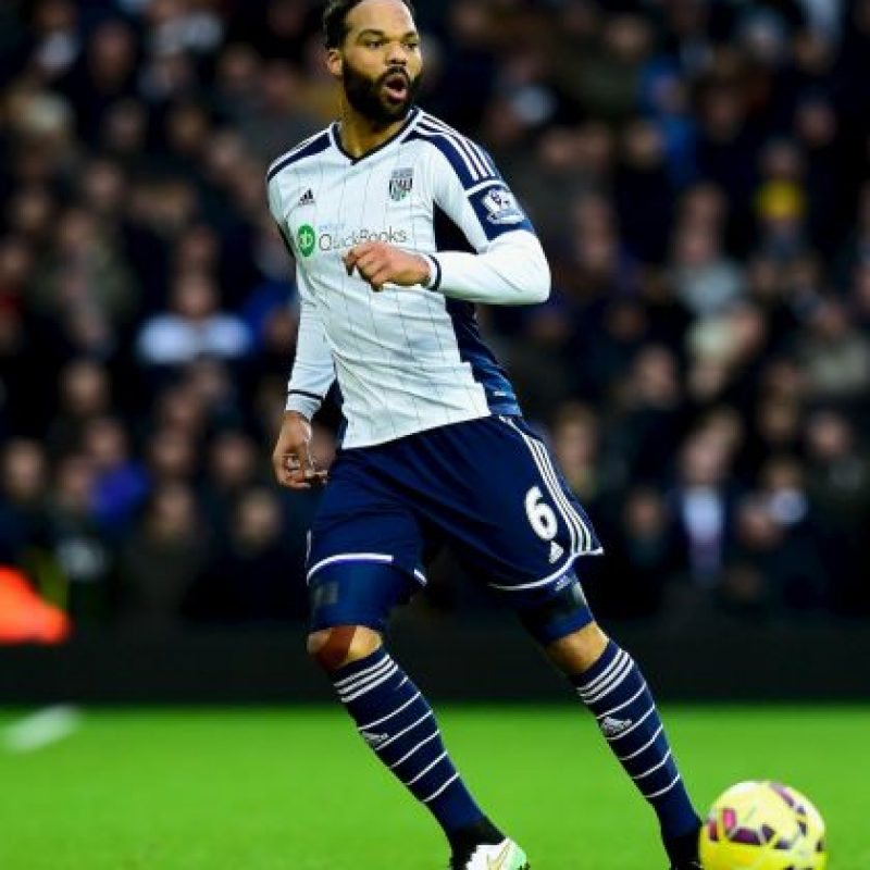 Es central del West Bromwich Foto: Getty Images