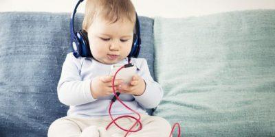 2. Desarrollar la inteligencia musical es una gran forma de potencializar el aprendizaje de los niños, además de estimular su creatividad. Foto:Pinterest