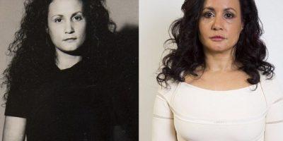 FOTOS. Mujer no sonríe desde hace 40 años por miedo a las arrugas