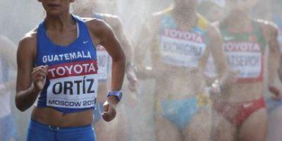 """Mirna Ortiz: """"en la marcha no hay tiempo para descansar"""""""