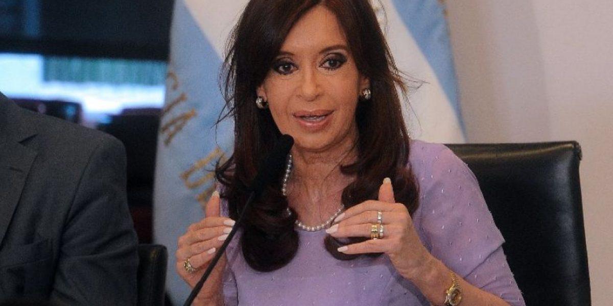 Cristina Fernández es acusada de encubrimiento en el Caso AMIA