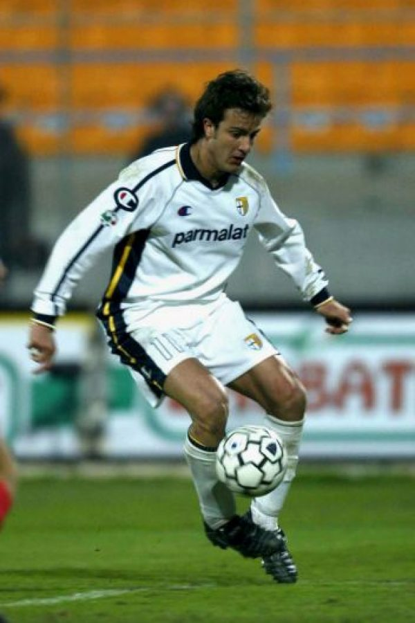 Alberto Gilardino – Italia Foto: Getty Images