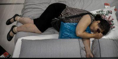 """""""Luna te deja tomar el control de tu sueño mientras que personaliza tu cama y ajusta el medio ambiente a tus cambiantes necesidades"""". Foto:Getty Images"""