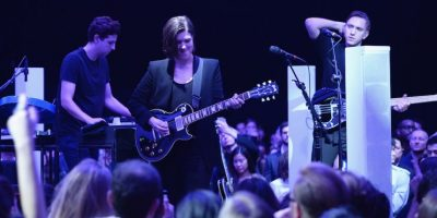 The XX Foto:Getty Images