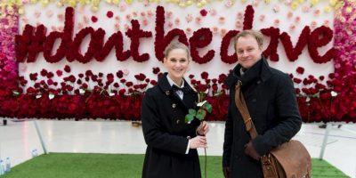 La mitad de los ingleses no han recibido un chocolate en San Valentín, reveló una encuesta Foto:Getty Images