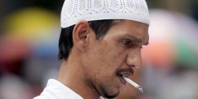 FOTOS: Estado Islámico decapita a los fumadores