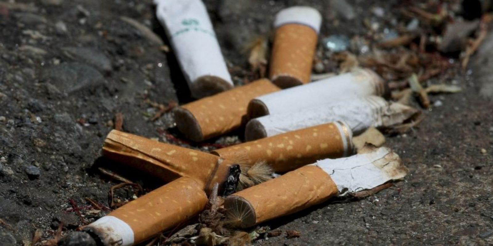 2. Mejora el aliento, los dientes y encías. El tabaco poco a poco envejece la sonrisa. Foto:Getty Images
