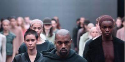 FOTOS: El rapero Kanye West regresa al mundo de la moda