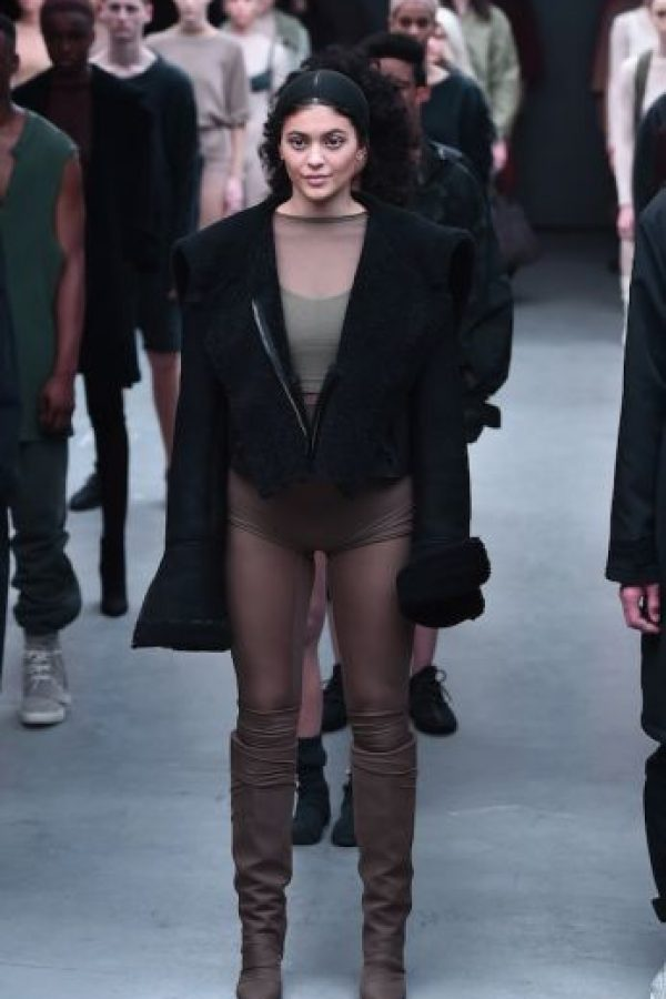 Foto:Así fue la presentación de Kanye West en la semana de la moda