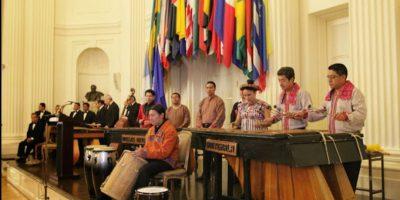 Marimba es Patrimonio de América