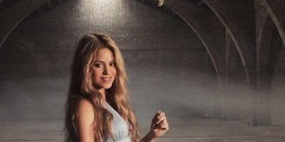 FOTO: Así luce Shakira después de dar a luz