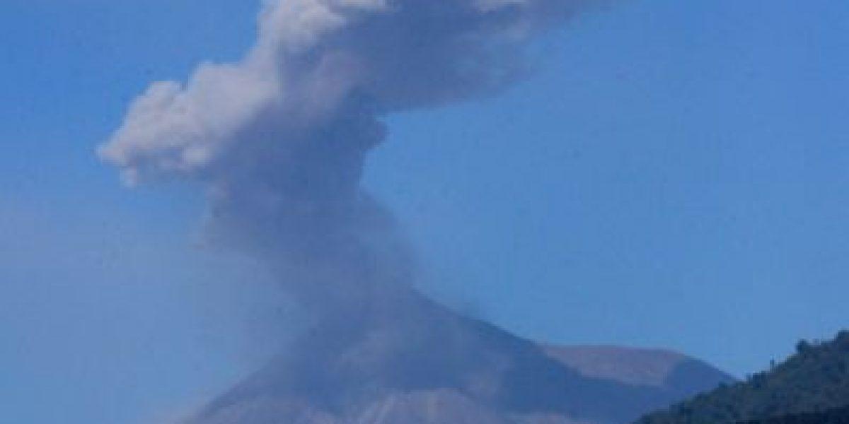 Impresionantes fotos del volcán Pacaya