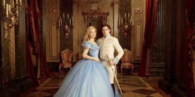 Una escena de la película, Cenicienta y el Príncipe Foto:Agencias