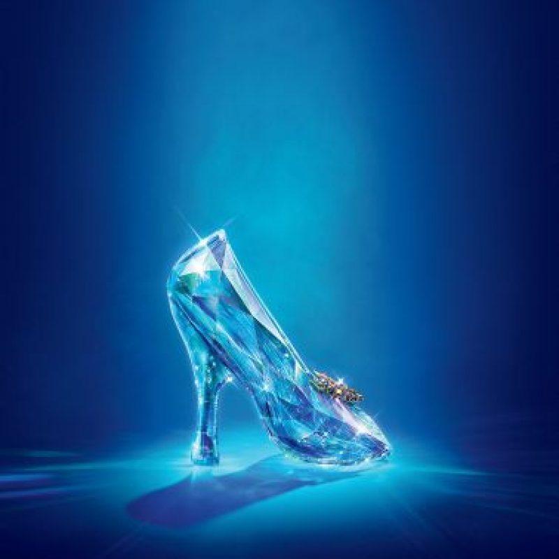 Las zapatillas de la cinta serán será de cristal de Swarovski Foto:Agencias