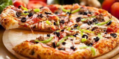 ¡Ganadores de 5 pizzas!
