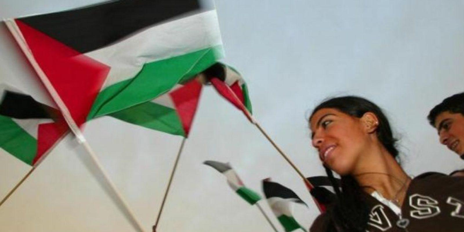Recibieron apoyo desde Palestina Foto:Twitter