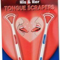 Limpiador de lenguas para dos Foto:Tumblr.com/Tagged-14-febrero-WTF
