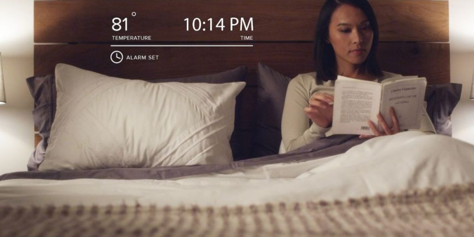 """""""Toda esta información puede ayudarte a entender mejor lo que sucede durante la noche para que puedas tomar las medidas para mejorar el sueño"""". Foto:Luna"""