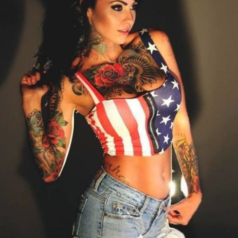 Ella es Zahra Schreiber Foto:WWE