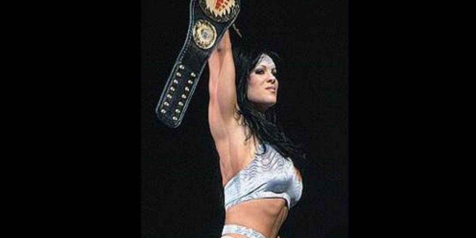 3. Chyna en el cine porno Foto:WWE