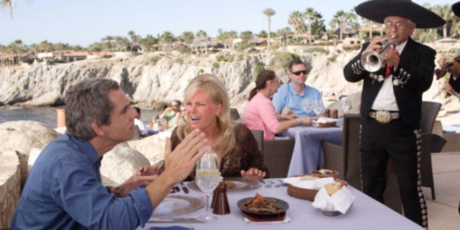 """¿Se acuerdan de """"La Mujer de mis Pesadillas""""? Ben Stiller se casaba con una neurótica y la terminaba engañando con la mujer de su vida en su luna de miel. Foto:Dreamworks"""