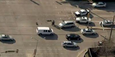 VIDEO: Madre detiene a ladrón de autos tras persecución