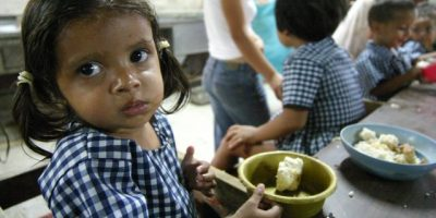 Menos casos de malnutrición
