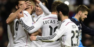 FOTOS. Real Madrid aparca la crisis con victoria contra el Deportivo