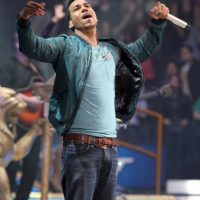 """9. """"Tú eres mi oxígeno"""". Canción: Promise Foto:Getty Images"""