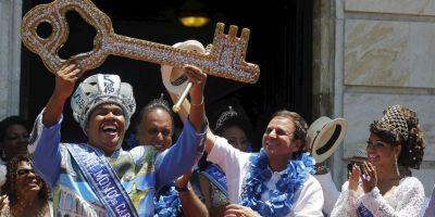 FOTOS: Así se vivió el comienzo del carnaval de Río de Janeiro